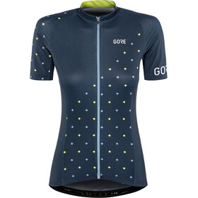 GORE WEAR C3 Jersey Damen deep water blue/cloudy blue